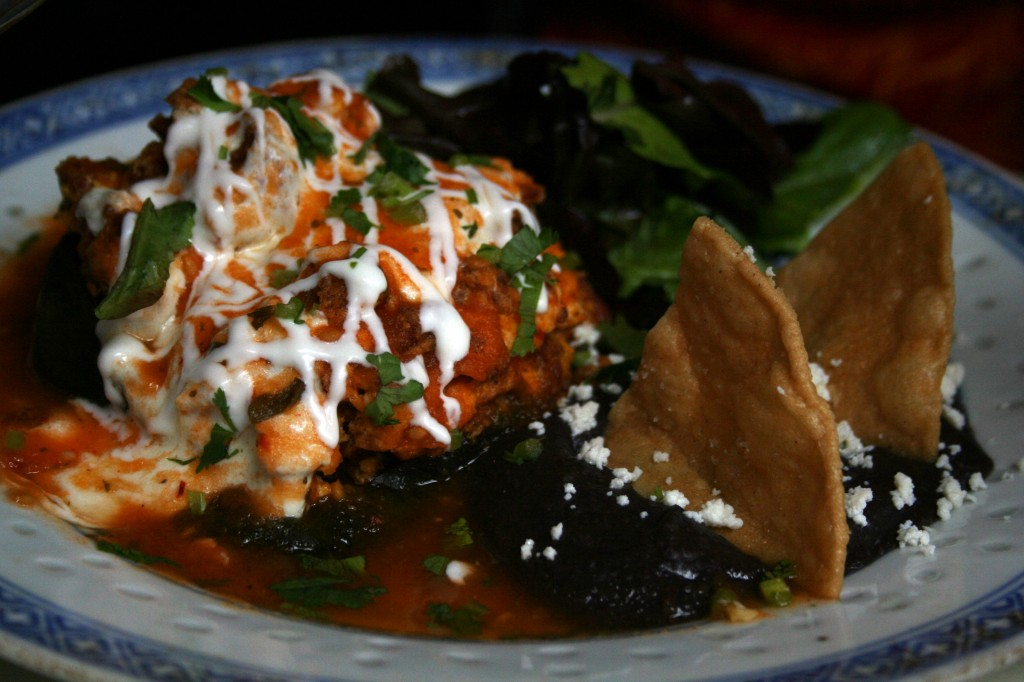 chile rellenos at barrio chino
